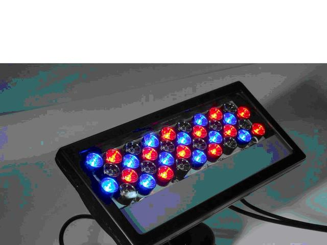 LED flood light;36*1W;with DMX512 controlled;IP65; various color available
