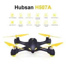 Original Hubsan X4 H507A Star Pro 720 P Câmera Wi-fi FPV RC Quadcopter Me Seguir o Modo de Ponto de Maneira GPS One-Chave Retorno Zangão Selfie