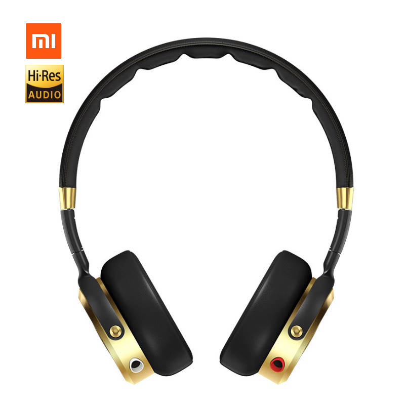 Xiaomi Mi Headphones New Version HiFi Stereo Gaming Headphone with Mic Foldable 3.5mm Wi ...