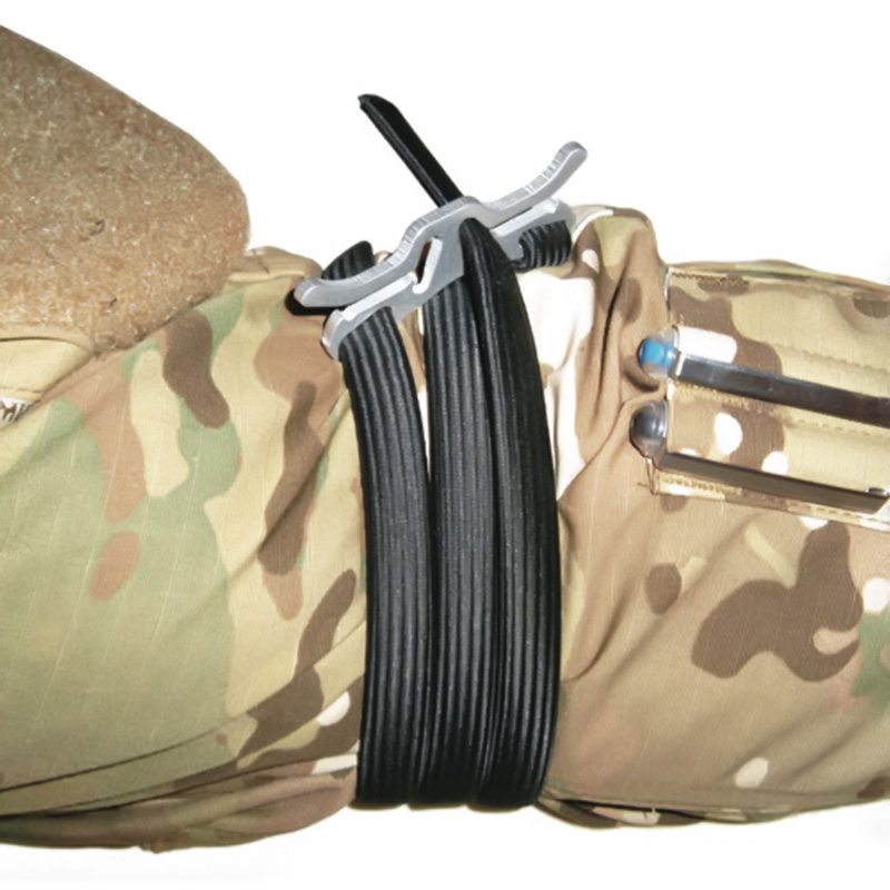 EDC Acampar Al Aire Libre de Primeros Auxilios de Emergencia de Supervivencia Tá