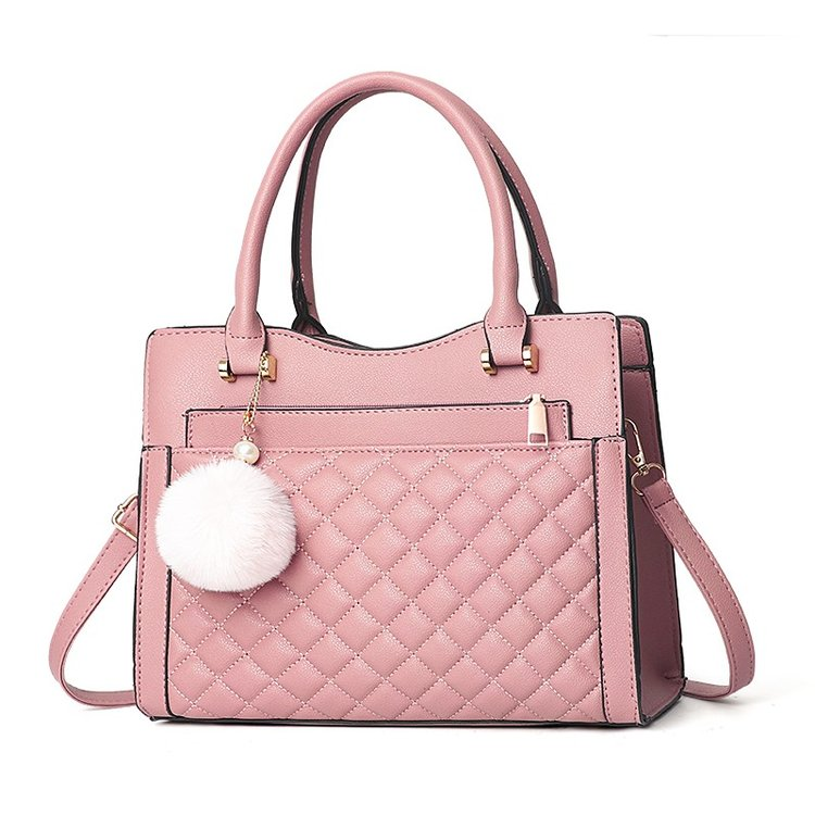 Designer Bags Famous Brand Women Bags 2019 Ladies Party Business Handbags Luxury Channels Pink Travel Tote Shoulder Hand Bag