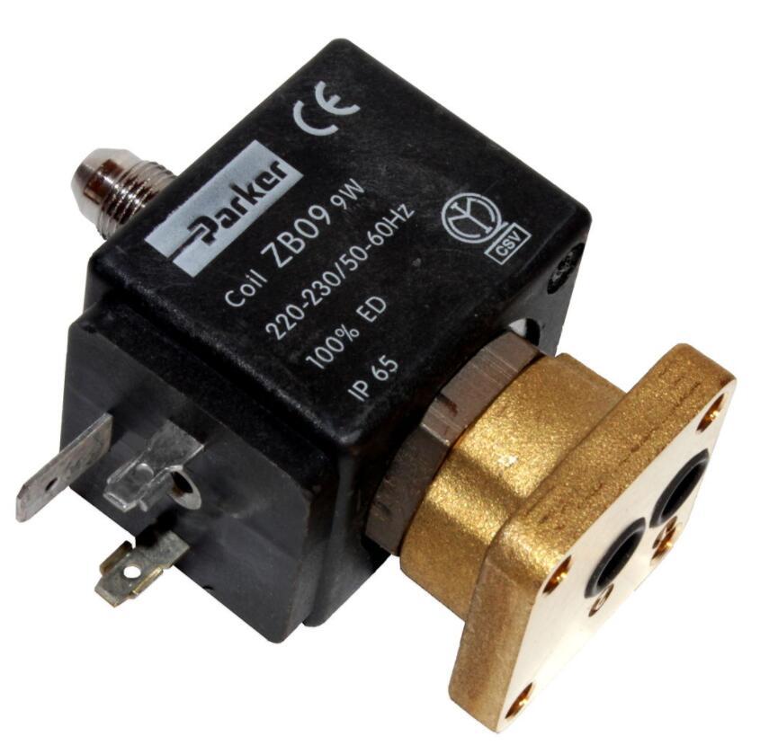 Magnetventil VE128 fur ECM SiebtragerMagnetventil VE128 fur ECM Siebtrager