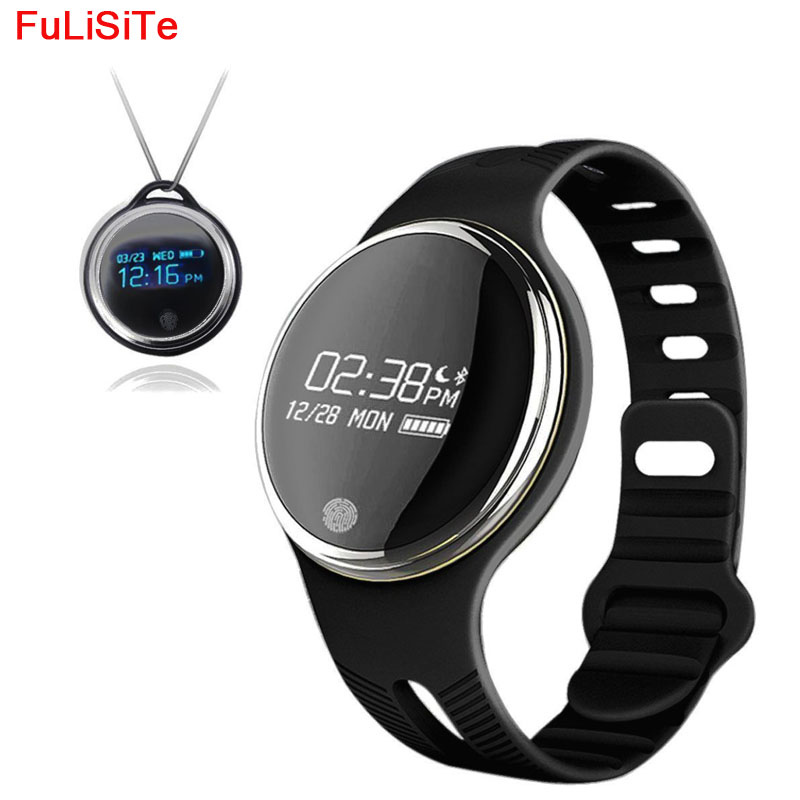 Sport Fitness Tracker Vibrating Wristband Alarm Clock Wrist Band Sleep Monitor Remind Smart Watch for ios Android Smartphone