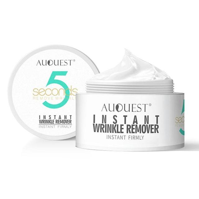 5 Seconds Peptide Wrinkle Remove Skin Firming Tighten Moisturizer Face Cream Anti-Aging Instant Wrinkle Cream Skin Care