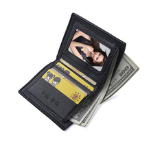 Mini wallet 2019 new brand name mens and womens thin coin with bag zipper business casual