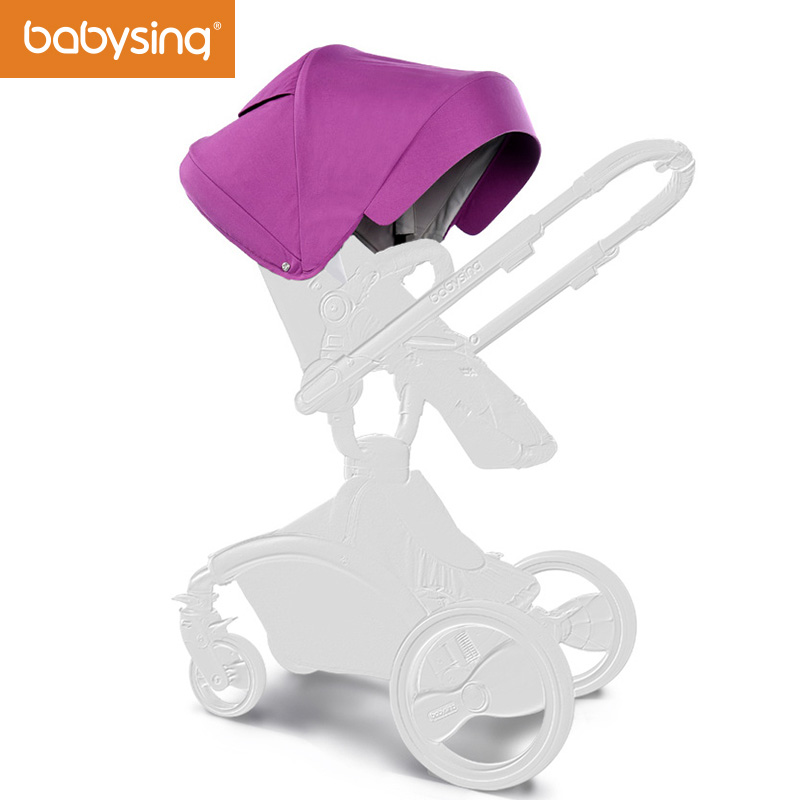 babysing w-go v-go Stroller Canopy Baby Carriage Accessories мокасины прогулочная обувь lowa riga style gtx hi ws