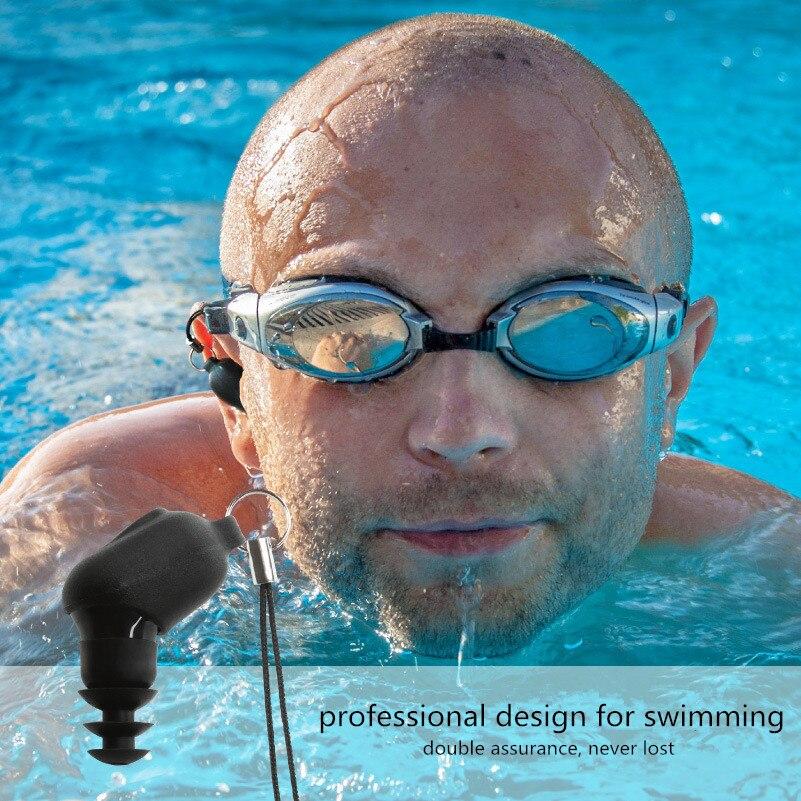 bilder für Bluetooth Kopfhörer Unsichtbare Ohrhörer Drahtlose Kopfhörer für Telefon In-ear Earbuds Pro Wasserdichte Stabile Fit für Sport Schwimmen