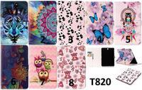 HYYGEDeal Smart Tabler cases Glitter Meisjes Flip Portemonnee Id-kaart houder Stand case voor Samsung Galaxy Tab S3 9.7 T820 T825