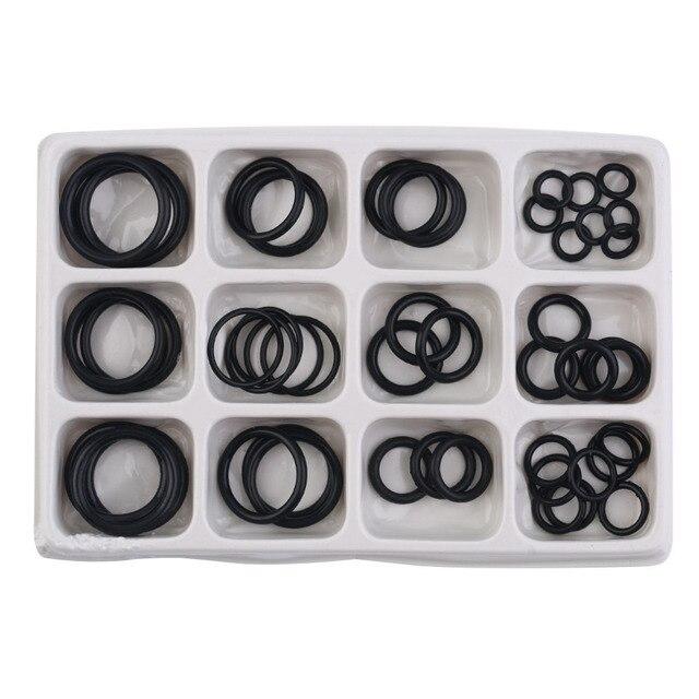 New 50pcs O Ring SET Pack Plumbing DIY Tap Sink Washer Rubber Car ...