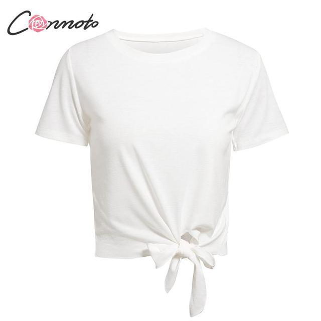 Casual Basic O-Neck T-shirt