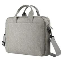 купить 11 12 13 14 15.6 Inch Laptop Bag Shoulder Messenger Bag for Macbook Air 13 Xiaomi Air Laptop Sleeve Case For Women Men Handbag дешево