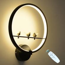 36W LED Wall Lamp Dimbare 2.4G RF Afstandsbediening Moderne Slaapkamer woonkamer Wandlamp Decoratieve Lamp indoor Verlichting
