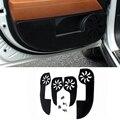 2 Colores Car Styling Protector de Borde Lateral Protegida Anti-retroceso Almohadilla de Protección Puerta Esteras Cubierta Para Jeep Compass 2014 2015 2016