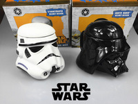 Star Wars Darth Vader Mug Black And White Knight Warrior Baishi Bing Ceramic Cup Paragraph Cartoon