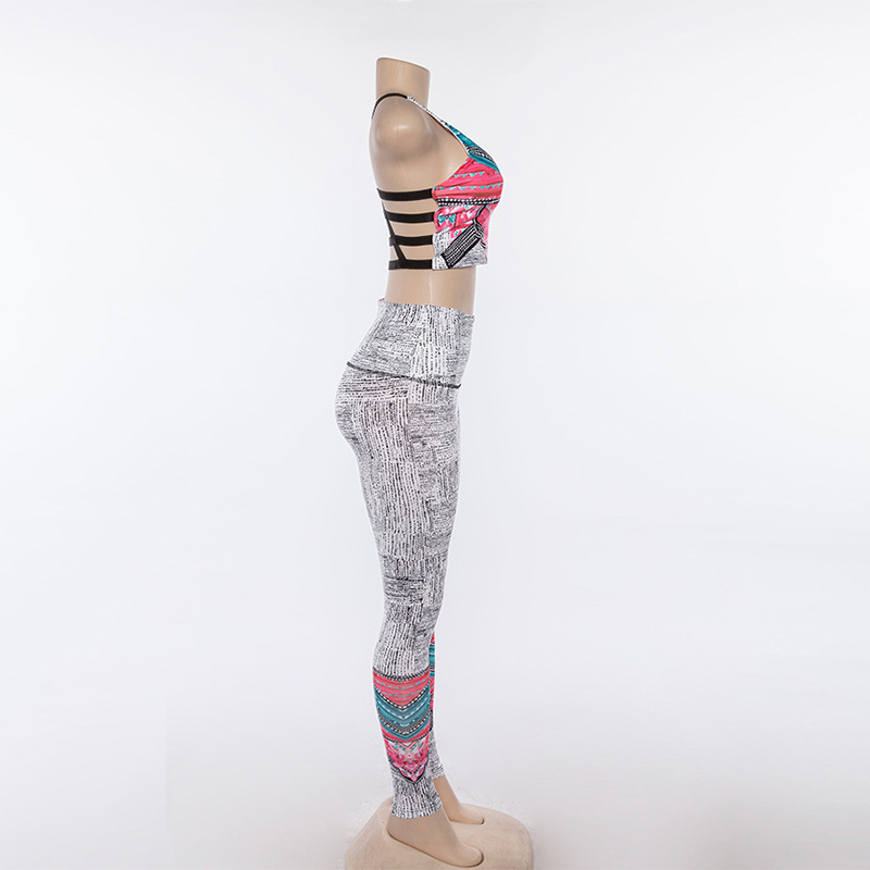 Gym wear Yoga Sets sports (4)
