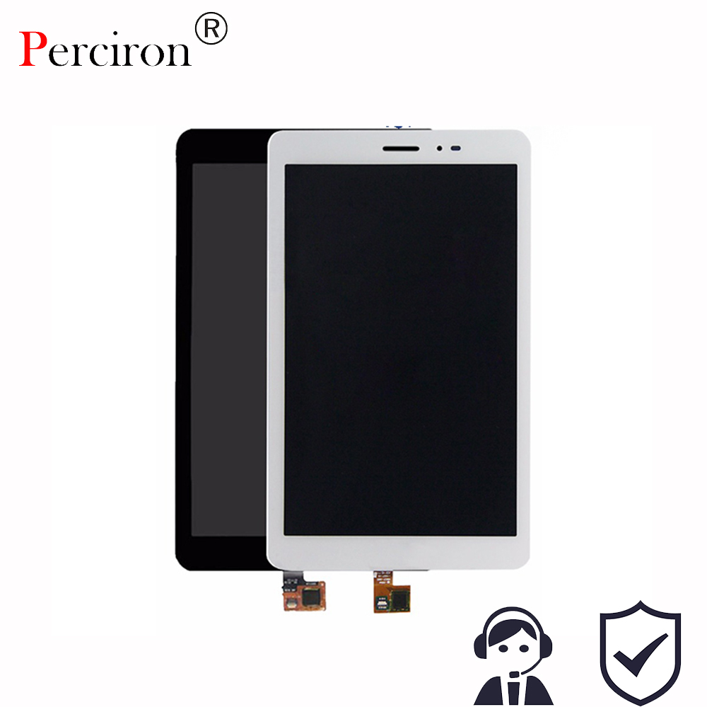 New 7.9 For Huawei MediaPad T1-823L T1-821W T1-821L T1-821 LCD Display + Touch Screen Digitizer Glass Panel Sensor Replacement srjtek for huawei t1 821l t1 821w t1 823l new lcd display screen touch screen digitizer glass replacement