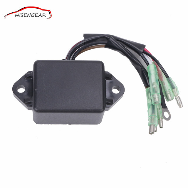 CDI Inition Coil Electronic Power Pack For Yamaha 9.9 15 25 HP 695-85540-10 695-85540-11 695-85540-21 C/5