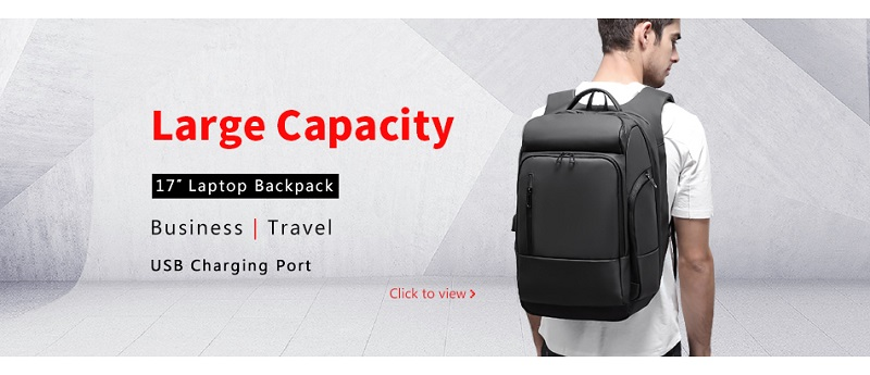 HTB1A1ZhXODxK1Rjy1zcq6yGeXXaE - Mark Ryden 2019 New Anti-thief Fashion Men Backpack Multifunctional Waterproof 15.6 inch Laptop Bag Man USB Charging Travel Bag