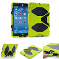 For Apple iPad Air 1 iPad 5 Case Cover Durable Silicone +PC Rugged Hybrid Shockproof Waterproof Dustproof Stand Defender