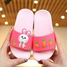 Baby Kids Slippers Toddler Water Children Flip Flops Barefoot Child Rabbit Shoes Swimming Summer for baby