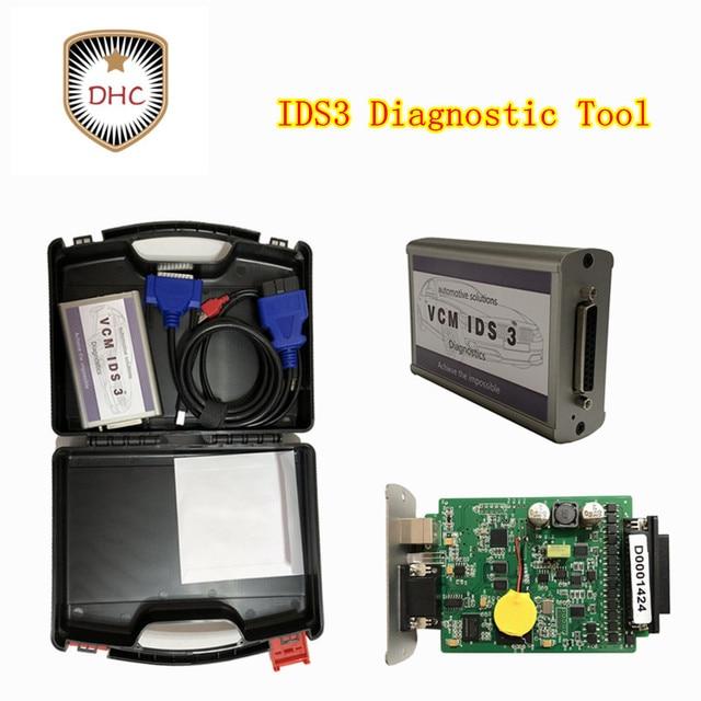 US $289 75 5% OFF|Professional automotive solution FlyOBD VCM IDS 3 Auto  Diagnostic Scanner tool vcm ids3 for F ord /For M az da DHL Free on
