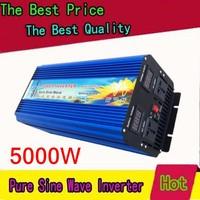 5000W pura sinus inverter 5000W Pure Sine Wave Inverter 10000W Peak, 12vdc to 230VAC Power Inverter