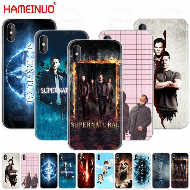 Supernatural Jensen Ackles Jared Padalecki Cover case for iphone