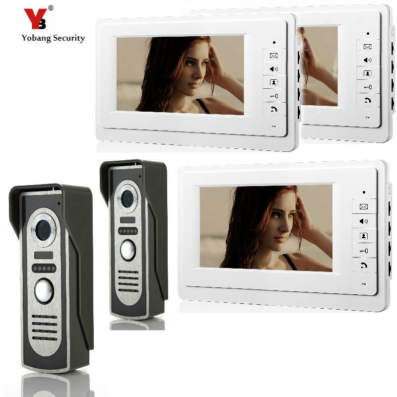 Video Intercom 3*7