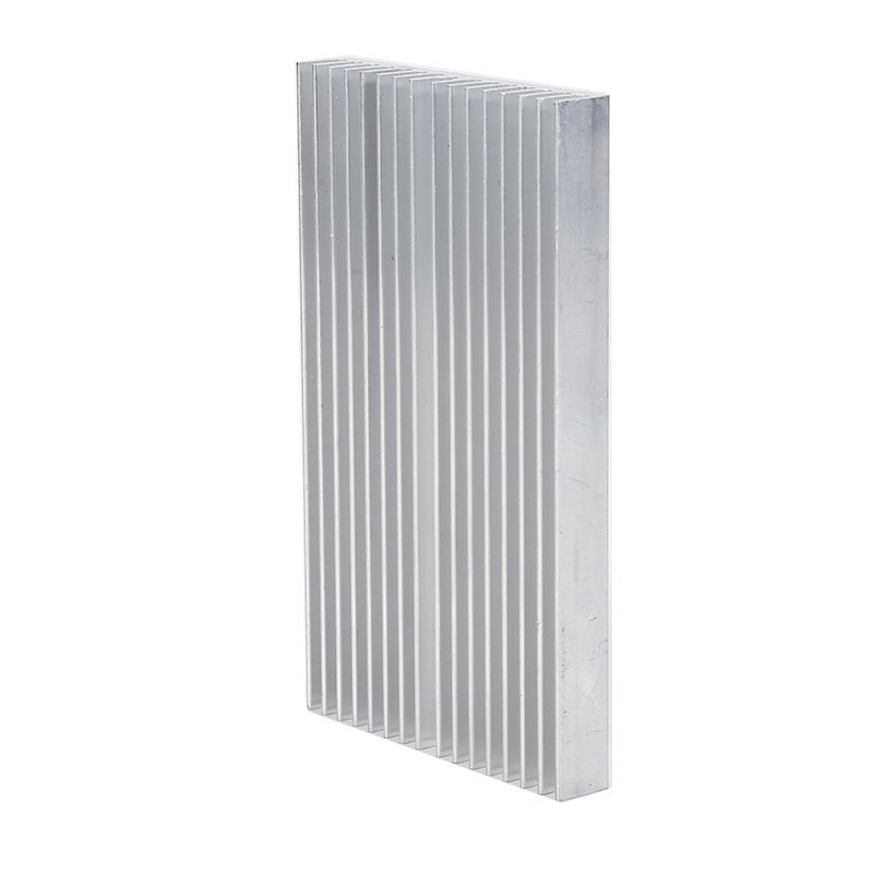 CentechiaDIY Cooler Aluminum Heatsink Grille Shape Radiator Heat Sink Chip 100*60*10mm for IC LED Power Transistor Free Shipping 20pcs lot 22x22x10mm aluminum heatsink for chip cpu gpu vga ram ic led heat sink radiator cooler cooling