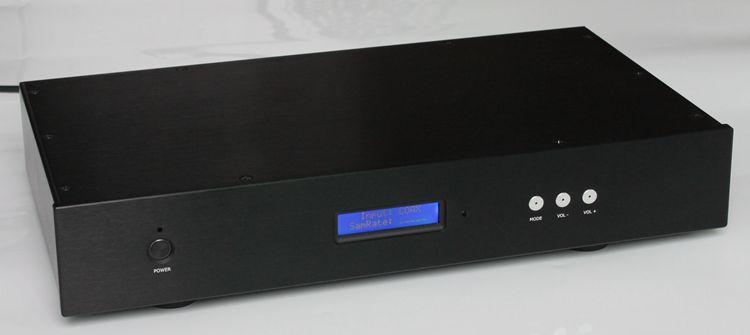 Unterhaltungselektronik Digital-analog-wandler Fertige Hallo-fi Es9038 Es9038pro Amanero Usb Dac Decoder W/fernbedienung Unterstützung 32bit 384 Karat Dsd Dop