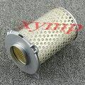 Para Suzuki GSF250 Bandido 250 400 400 74 75 77A Filtro de Alto Flujo de Aire Filtro de Entrada de Aire de La Motocicleta piezas De La Motocicleta/accesorios