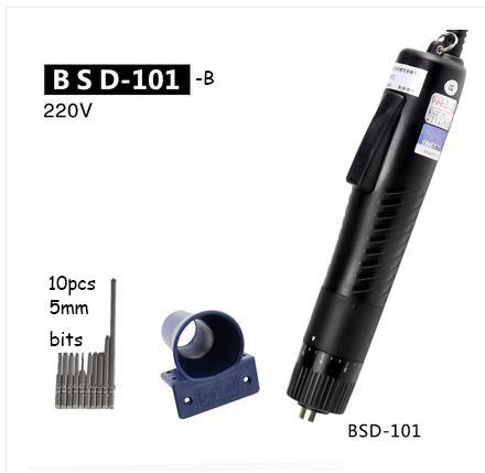 Tournevis électrique automatique de poignée de BSD-101/BSD-102, outils de vis de poignée de la grande puissance 220V