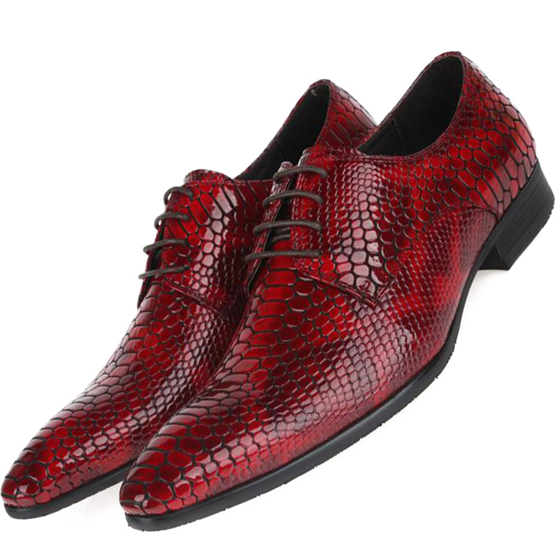 Red black mens dress shoes – Dress and bottoms