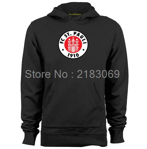 FC ST.PAULI Mens & Womens Custom Printed Unique Design Hoodies Sweatshirts