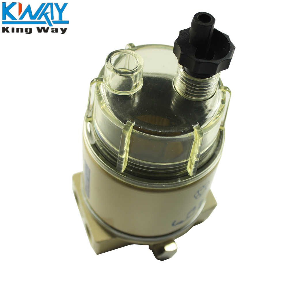 detail feedback questions about free shipping king way for racorFuel Separator Filter Housing #18