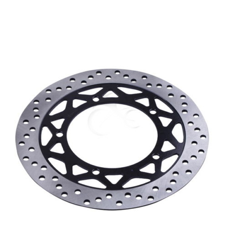 fit YAMAHA YBR125 YBR 125 JYM 2007 - 2012 2008 2009 2010 2011 High Quality Front Brake Disc Rotor запчасти для мотоциклов yamaha 125 ybr125