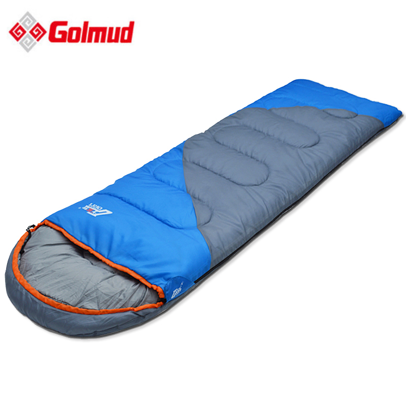 *75cm Outdoor Camping Adult Sleeping Bag Waterproof Keep Warm 3-4 Seasons Spring Summer Sleeping Bag For Camping Travel 190+25