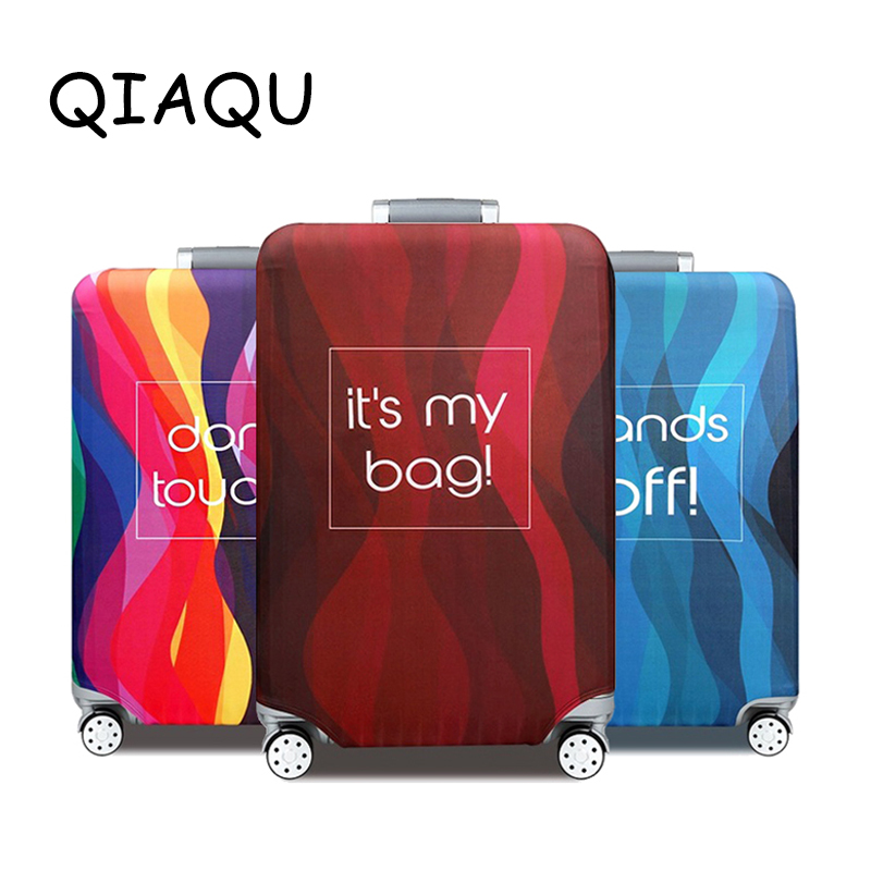 Elastic Thicken Luggage Protective Cover, Suitable18-32 Inch, Trolley Case Suitcase Dust Cover Travel Accessories recognizableElastic Thicken Luggage Protective Cover, Suitable18-32 Inch, Trolley Case Suitcase Dust Cover Travel Accessories recognizable