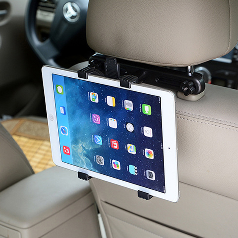Universal Car Tablet Holder Tablet Car Holder Back Seat Soporte Tablet Support For Android Tablet Ipad Mini VIA44 T18 0.45