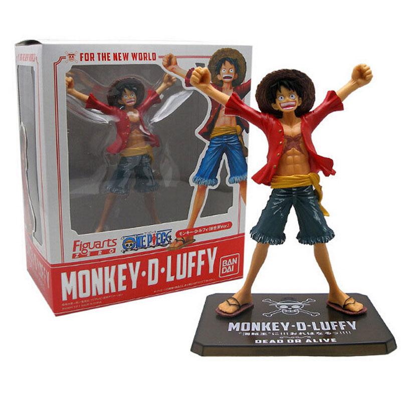 BANDAI japanese action anime ONE PIECE figure MONKEY D.LUFFY x
