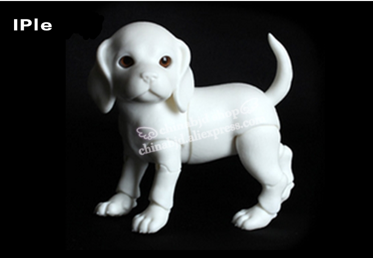 Iplehouse IP Beagle Puppy Dog 1/8 Pet SD Joint Doll Oueneifs Educational ToysIplehouse IP Beagle Puppy Dog 1/8 Pet SD Joint Doll Oueneifs Educational Toys