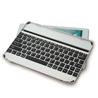 Russian Special Letter Ultra Slim ABS Wireless Bluetooth Keyboard Dock Cover Case For Apple IPad Pro