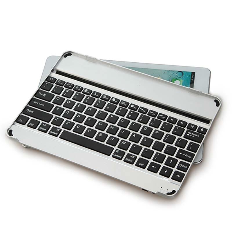 Russian Special Letter Ultra Slim ABS Wireless Bluetooth font b Keyboard b font Dock font b