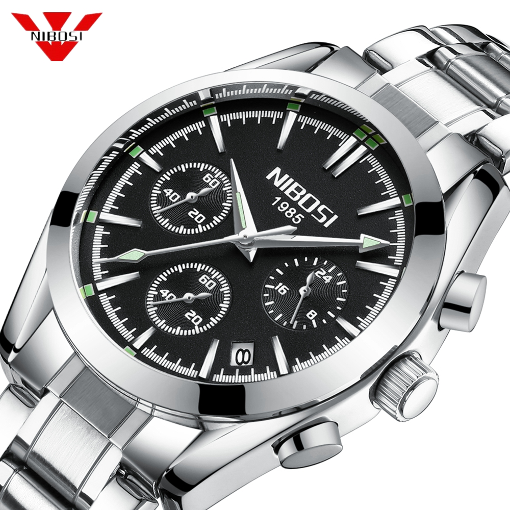 NIBOSI Men Quartz Sport Watch Relogio Masculino Chronograph Military Army Watches Clock Men Top Brand Luxury Creative Watch MenNIBOSI Men Quartz Sport Watch Relogio Masculino Chronograph Military Army Watches Clock Men Top Brand Luxury Creative Watch Men