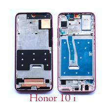 Nuovo originale medio cornice bezel custodia per Huawei Honor 10i