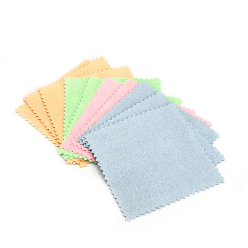 Impartial 1 Set 10pcs New Glasses Jewelry Polishing Cloth Clean Cleaning For Glasses Platinum Gold And Silver Randomly Latest Fashion Apparel Accessories