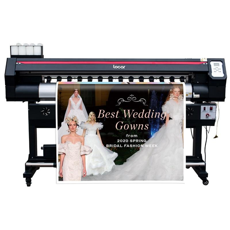 Best Wide Format Printer 2020 1.6m 1600mm Good Cheap Large Wide Format Plotter Digital Eco