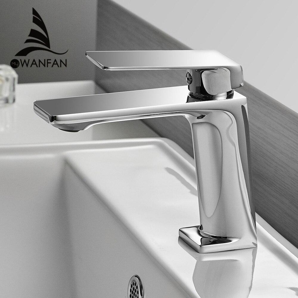 Bacia torneira do banheiro para banheiro cromo torneira da bacia torneiras deck montado grifo lavabo quente e fria misturadora guindaste 9922l