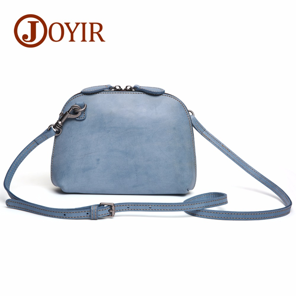 JOYIR 2018 Women Crossboby Bags Casual Femme Genuine Leather Messenger Bag Handbags Summer Bags For girls