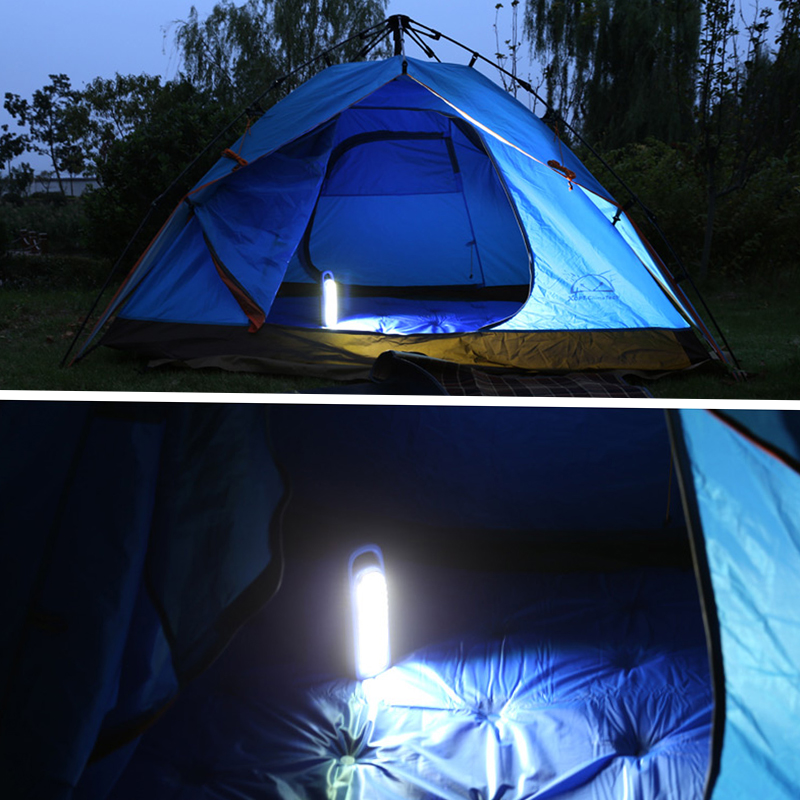 Купить с кэшбэком YAGE 3535 portable light led spotlights camping lantern searchlight portable spotlight handheld spotlight energy light